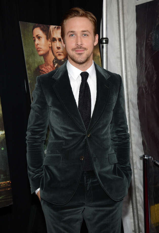 Actor Ryan Gosling attends 'The Place Beyond The Pines' New York Premiere at Landmark Sunshine Cinema on March 28, 2013 in New York City. Photo: Jamie McCarthy, WireImage / 2013 WireImage