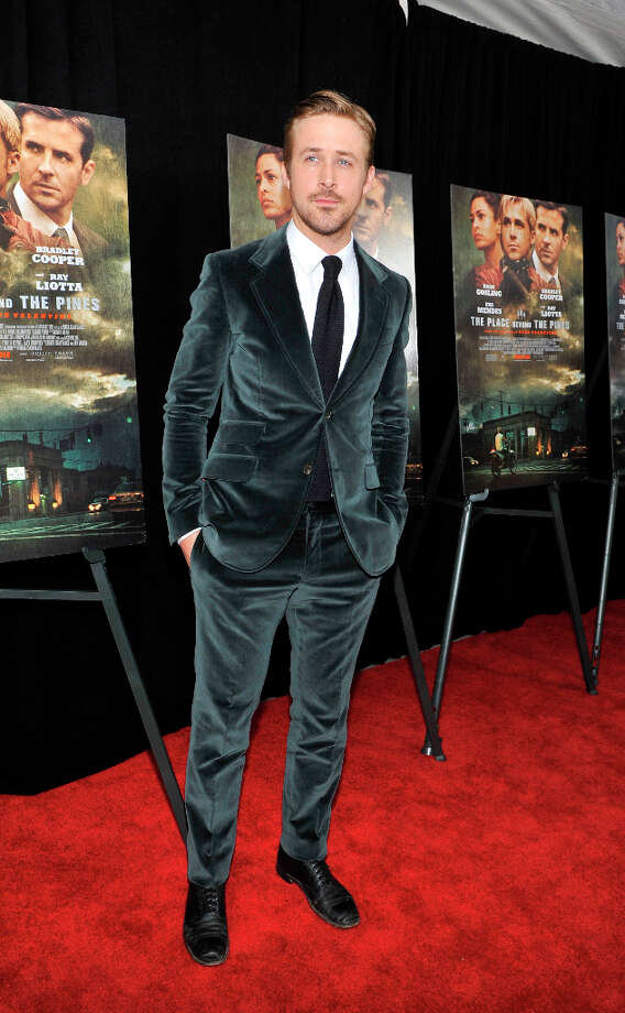 Ryan Gosling attends 'The Place Beyond The Pines' New York Premiere at Landmark Sunshine Cinema on March 28, 2013 in New York City. Photo: Michael N. Todaro, FilmMagic / 2013 Michael N. Todaro