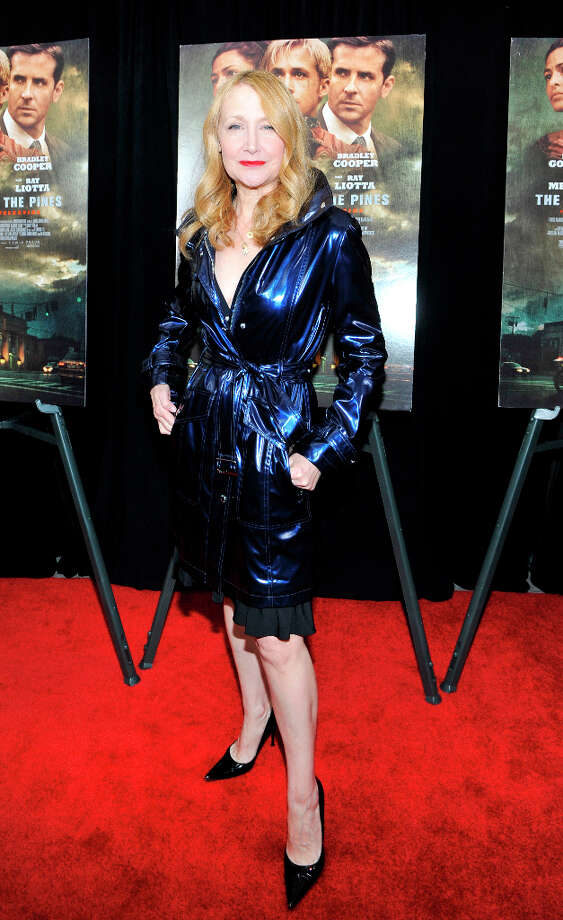 Patricia Clarkson attends 'The Place Beyond The Pines' New York Premiere at Landmark Sunshine Cinema on March 28, 2013 in New York City. Photo: Michael N. Todaro, FilmMagic / 2013 Michael N. Todaro