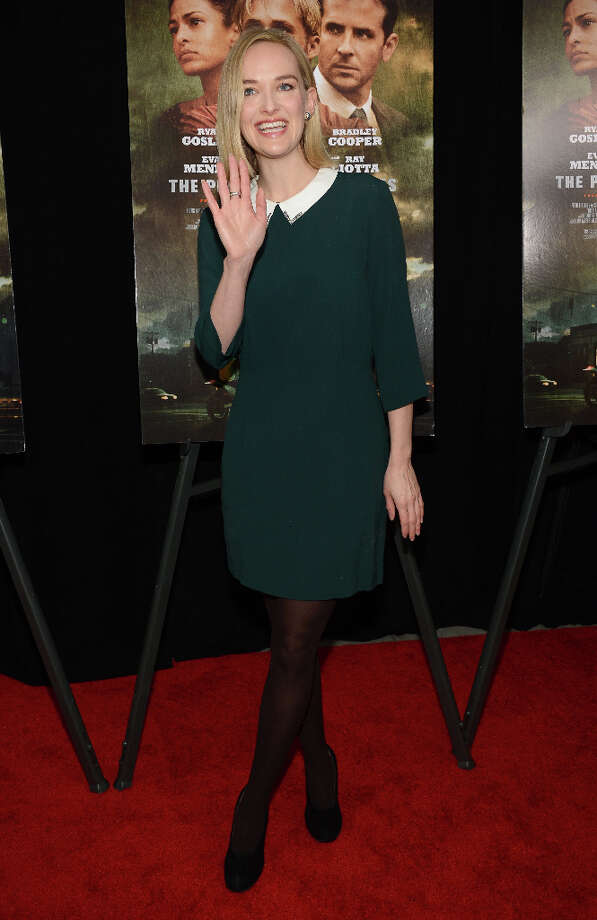 Jess Weixler attends 'The Place Beyond The Pines' New York Premiere at Landmark Sunshine Cinema on March 28, 2013 in New York City. Photo: Jamie McCarthy, WireImage / 2013 WireImage