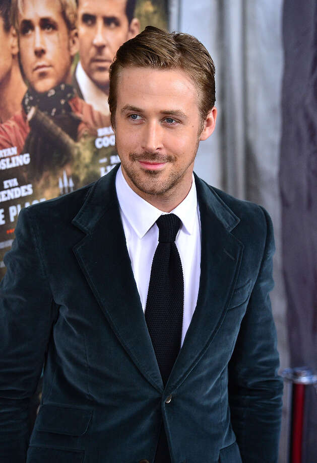 Ryan Gosling attends 'The Place Beyond The Pines' New York Premiere at Landmark Sunshine Cinema on March 28, 2013 in New York City. Photo: James Devaney, WireImage / 2013 James Devaney