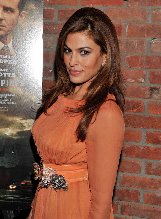 Actress Eva Mendes attends 'The Place Beyond The Pines' New York Premiere After Party at The Bowery Hotel on March 28, 2013 in New York City. Photo: Stephen Lovekin, Getty Images / 2013 Getty Images
