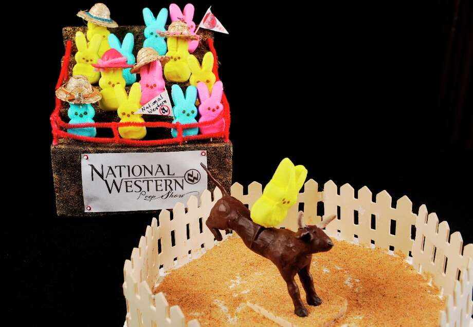 National Western Peep Show. 2010 Photo: Cyrus McCrimmon, Denver Post Via Getty Images / Denver Post