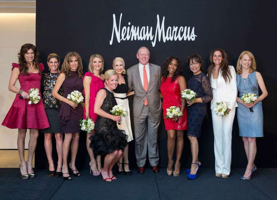 These are the 2013 Houston's Best Dressed Honorees (in no particular order): Melissa Mafrige Mithoff, Merele Gail Yarborough, Greggory Burk, Lisa Holthouse, Susan Krohn, Rosemary Schatzman, Stephanie Cockrell, Isabel David, Sima Ladjevardian and Tiffany Avery Smith. They're with Jack Sweeney, chairman of the Houston Chronicle.Keep clicking to see more photos from Houston's Best Dressed in years past.