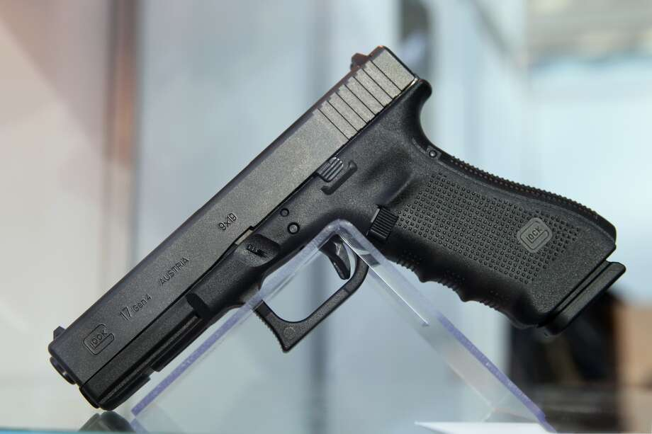 League City police officers are transitioning to Glock 17 9mm pistols.