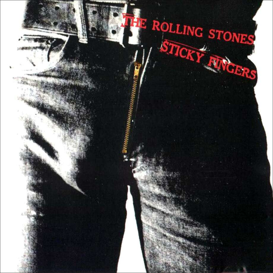 The Rolling Stones, 'Sticky Fingers': The cover star of this iconic LP was either one of Andy Warhol's favorite models or an avid rock collector.