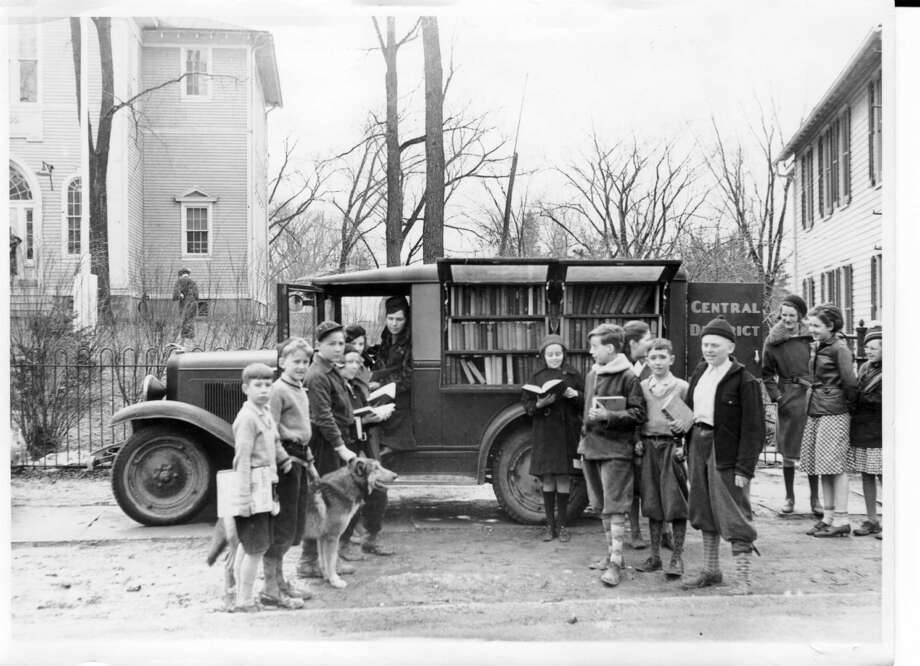 Bethlehem library bookmobile