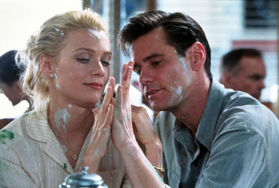 Laurie Holden in 2001, when she was in the movie ''The Majestic'' with Jim Carrey. She also starred in ''The X-Files.''