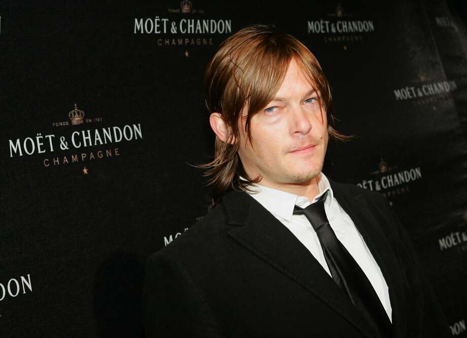 Before he starred in ''The Walking Dead,'' Reedus was a model and probably best known for his 1999 movie ''The Boondock Saints.'' He's pictured in 2006.