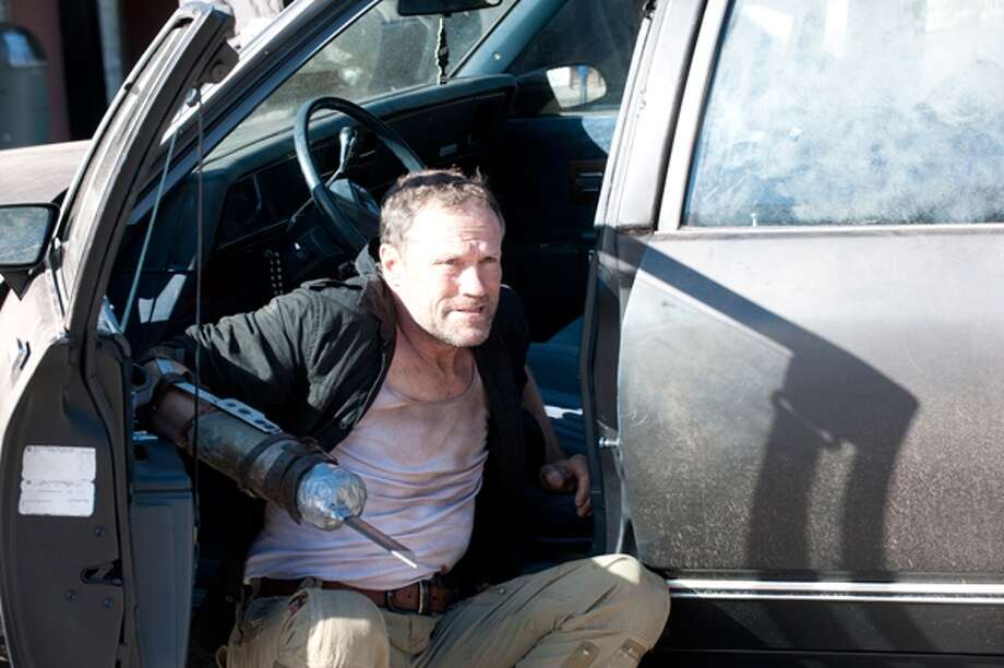 Who didn't love Merle, played by Michael Rooker?
