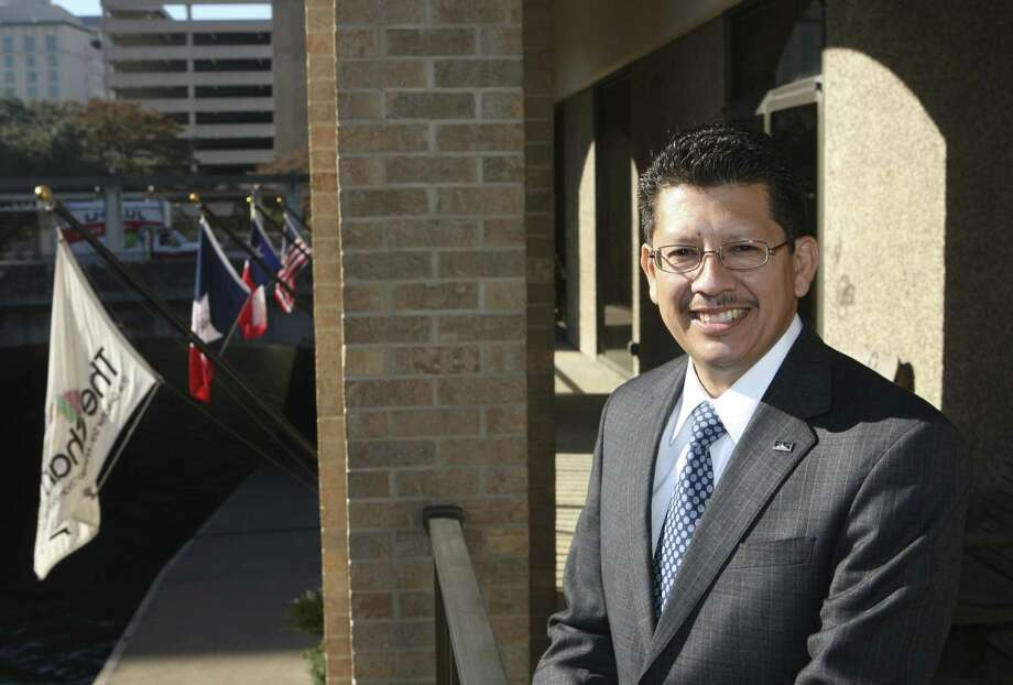 Richard Perez is president and CEO of the Greater San Antonio Chamber of Commerce.