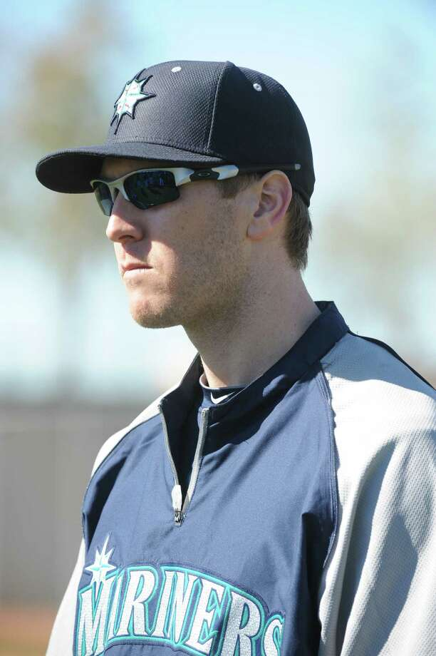 20) Jason Bay.How can I put a fifth outfielder on this list? Geez, I don't know -- I just like the possibilities with Bay, and the Mariners must too if they kept him over Casper Wells, who's younger and a better defensive player. If Bay can be a smidgeon of the player he was in 2009 when he hit 36 home runs, I'll take it. Plus he's not a complete liability in the outfield, appearing faster than Mariner insiders thought he'd be. Photo: Rich Pilling, Getty Images / 2013 Getty Images
