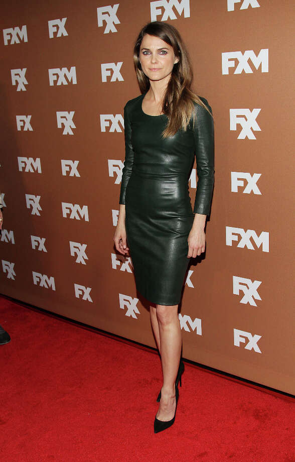 Keri Russell attends the 2013 FX Upfront Bowling Event at Luxe at Lucky Strike Lanes on March 28, 2013 in New York City. Photo: Rob Kim, FilmMagic / 2013 Rob Kim