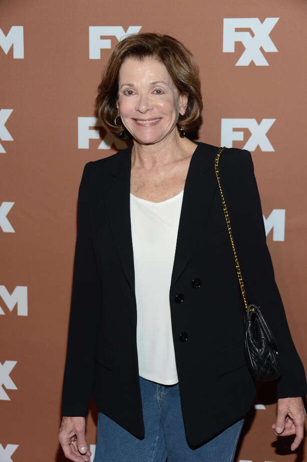 Jessica Walter attends the 2013 FX Upfront Bowling Event at Luxe at Lucky Strike Lanes on March 28, 2013 in New York City. Photo: Dimitrios Kambouris, Getty Images / 2013 Getty Images