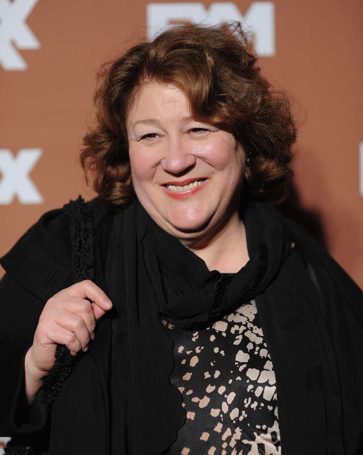 Margo Martindale attends the 2013 FX Upfront Bowling Event at Luxe at Lucky Strike Lanes on March 28, 2013 in New York City. Photo: Dimitrios Kambouris, Getty Images / 2013 Getty Images