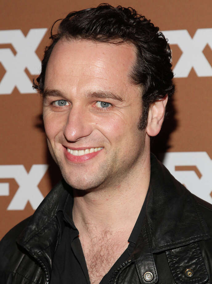 Matthew Rhys attends the 2013 FX Upfront Bowling Event at Luxe at Lucky Strike Lanes on March 28, 2013 in New York City. Photo: Rob Kim, FilmMagic / 2013 Rob Kim