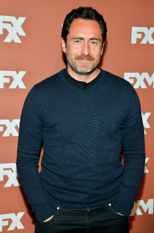 Demián Bichir attends the 2013 FX Upfront Bowling Event at Luxe at Lucky Strike Lanes on March 28, 2013 in New York City. Photo: Eugene Gologursky, WireImage / 2013 Eugene Gologursky