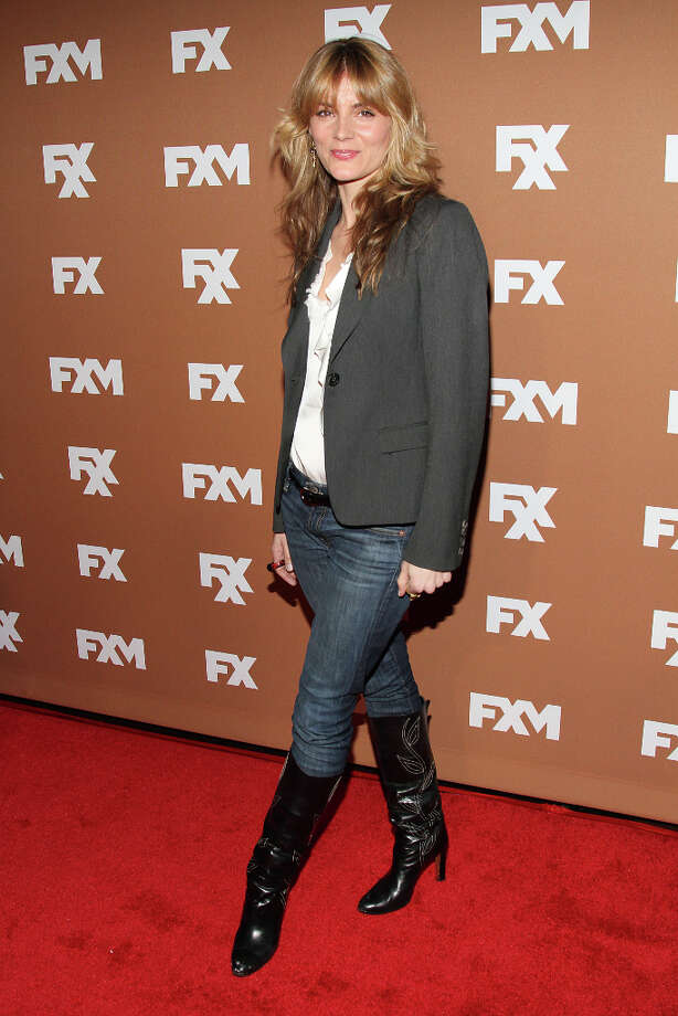 Susan Misner attends the 2013 FX Upfront Bowling Event at Luxe at Lucky Strike Lanes on March 28, 2013 in New York City. Photo: Rob Kim, FilmMagic / 2013 Rob Kim