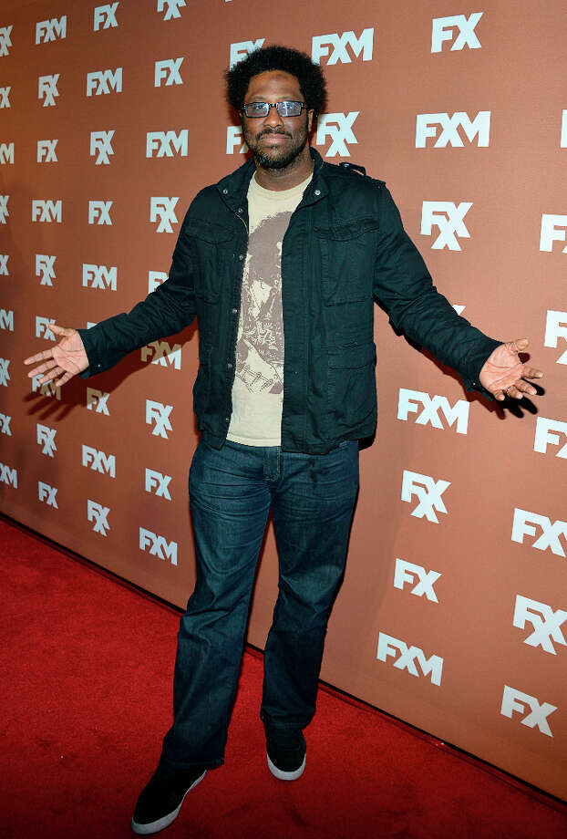 W. Kamau Bell attends the 2013 FX Upfront Bowling Event at Luxe at Lucky Strike Lanes on March 28, 2013 in New York City. Photo: Eugene Gologursky, WireImage / 2013 Eugene Gologursky
