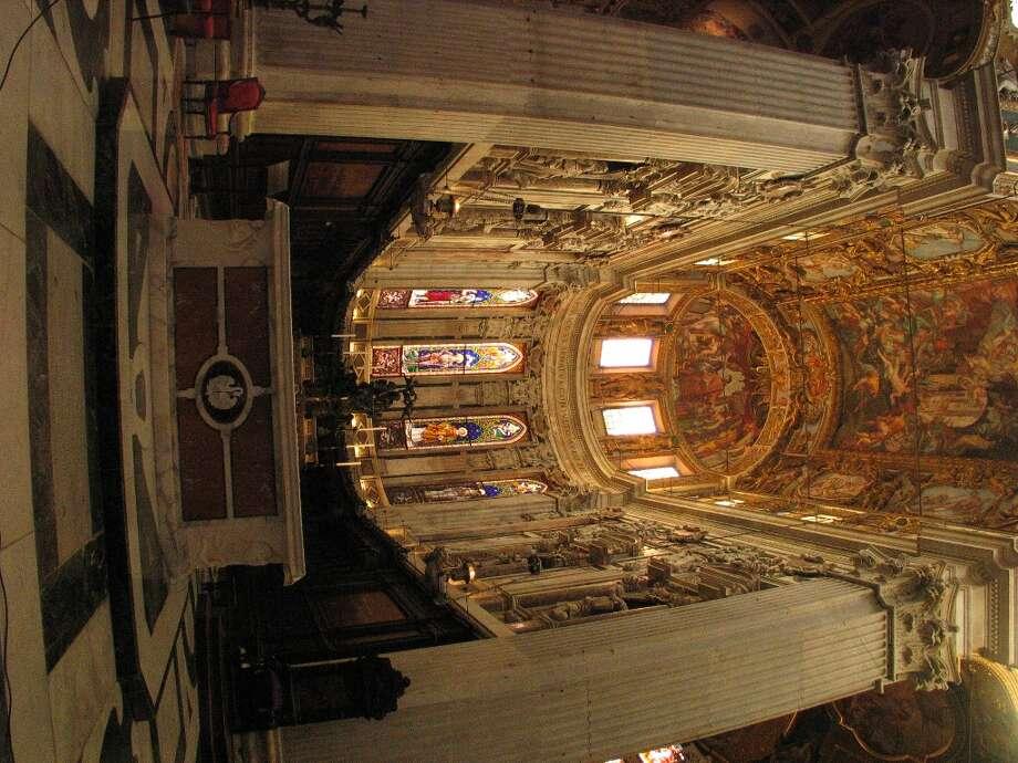 Cattedrale di San Lorenzo Photo: Spud Hilton, The Chronicle / The Chronicle