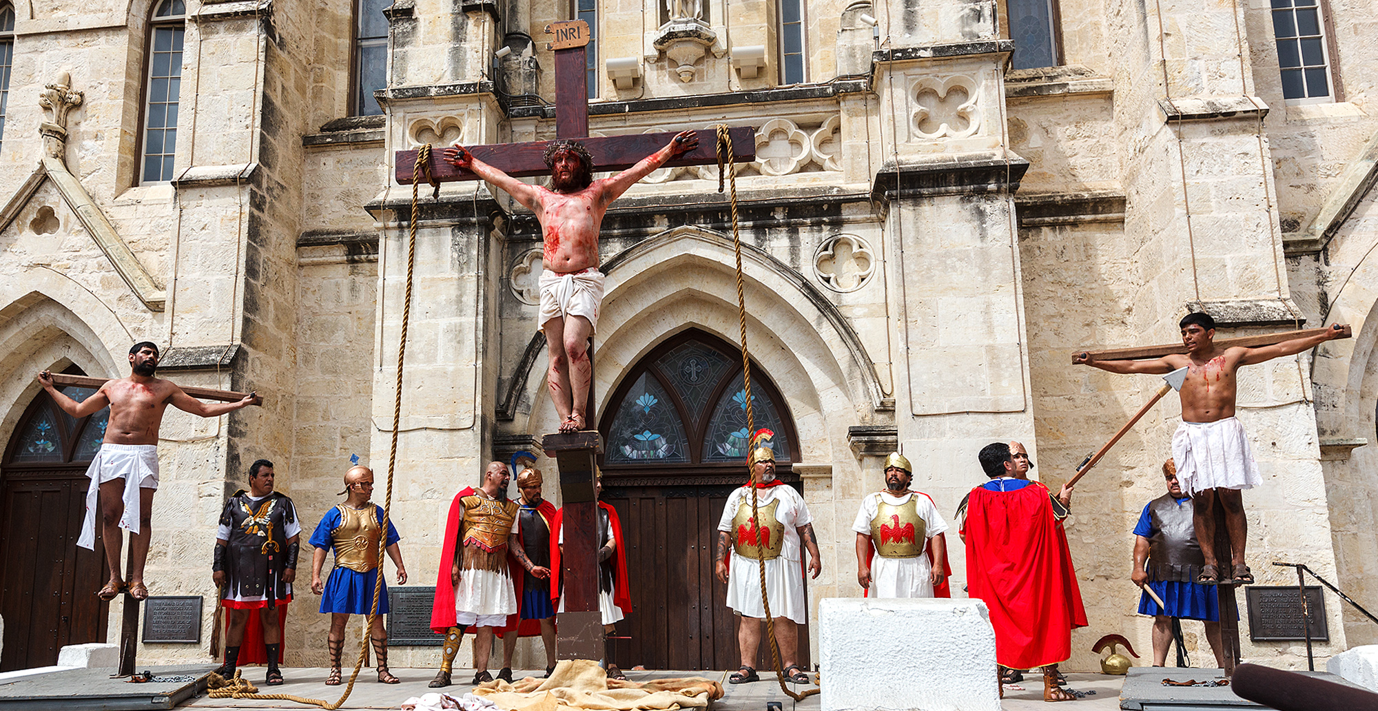 Complete Guide To San Antonio S Good Friday Passion Of The