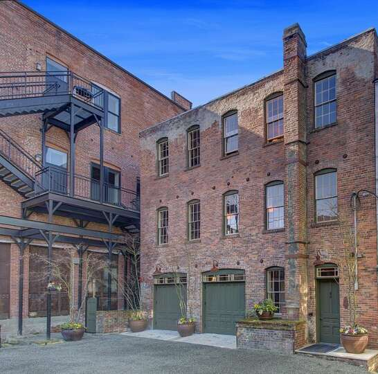 why live in some converted industrial loft apartment when you can buy