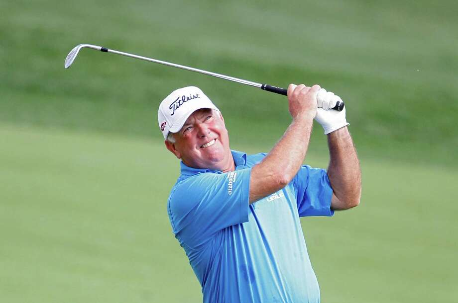 Former British Open champion Mark O'Meara won at Oak Hills in 1990. Photo: Michael Cohen, EN / 2010 Getty Images
