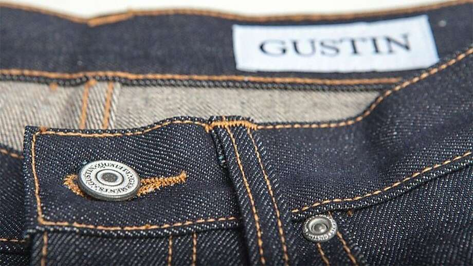 San Francisco men's premium denim maker Gustin offered its high-end jeans through a Kickstarter campaign and raised about $450,000, with 5,300 pairs. Now the company will offer a similar service on its site. Photo: Gustin