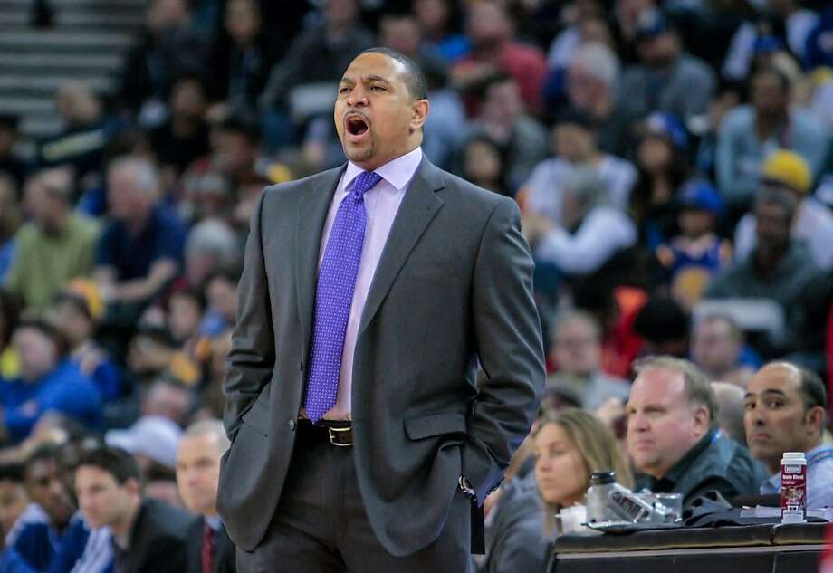 Warriors coach Mark Jackson played 17 years in the NBA. Photo: John Storey, Associated Press