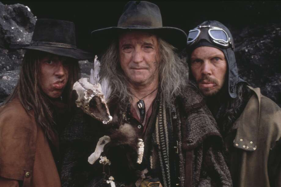 Recognize the guy in the middle? It's actor Scott Wilson in the 1995 movie ''Judge Dredd.'' But you know him better as ...