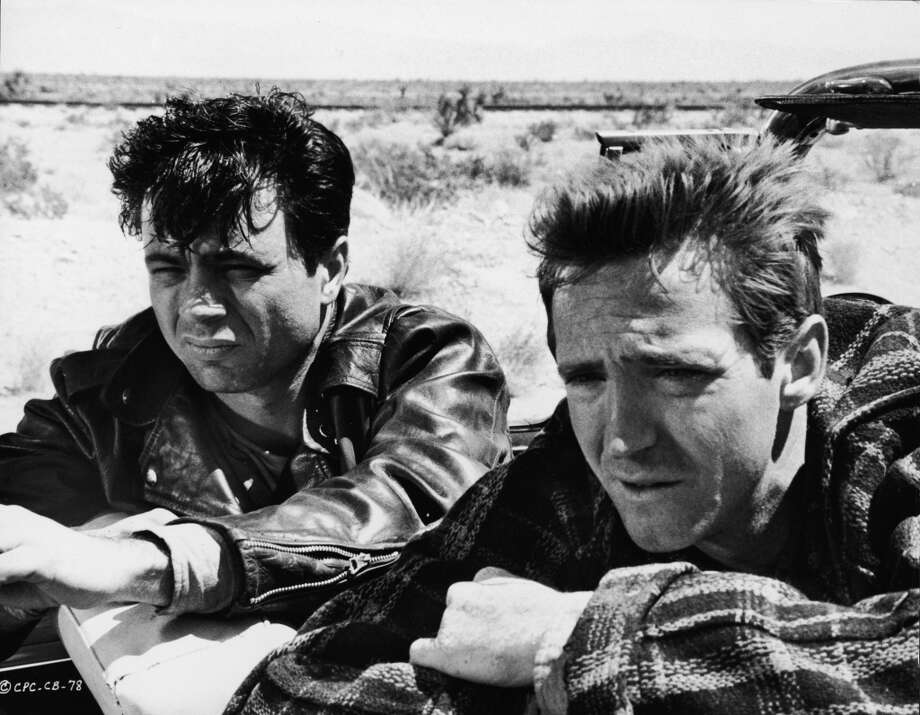 Scott Wilson, right, is a longtime actor who starred in the 1967 ''In Cold Blood'' with Robert Blake, left.
