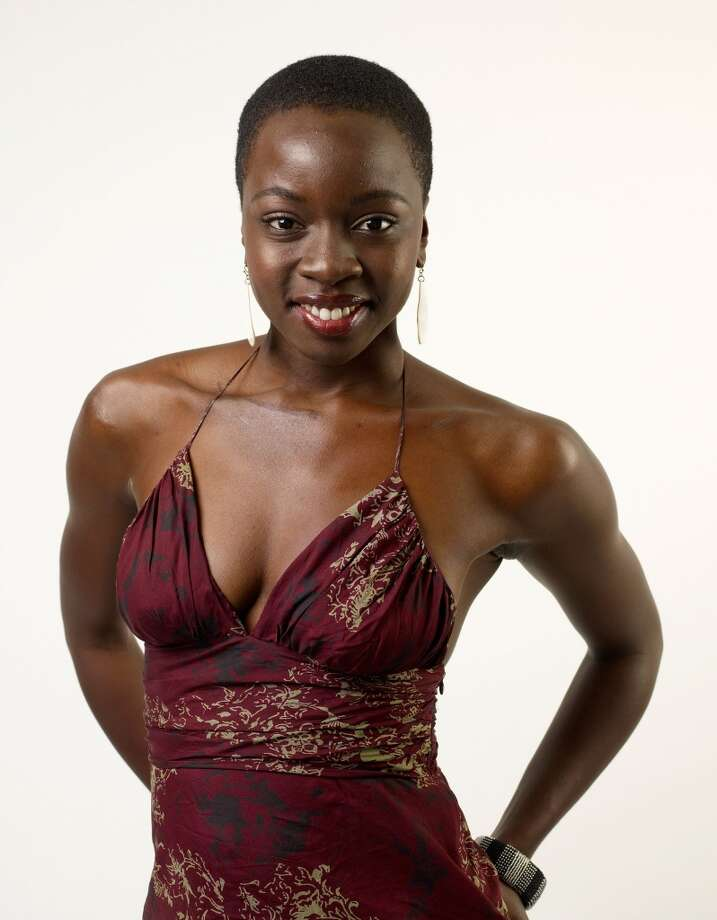 Danai Gurira was previously best known for her work in the 2007 movie ''The Visitor.''