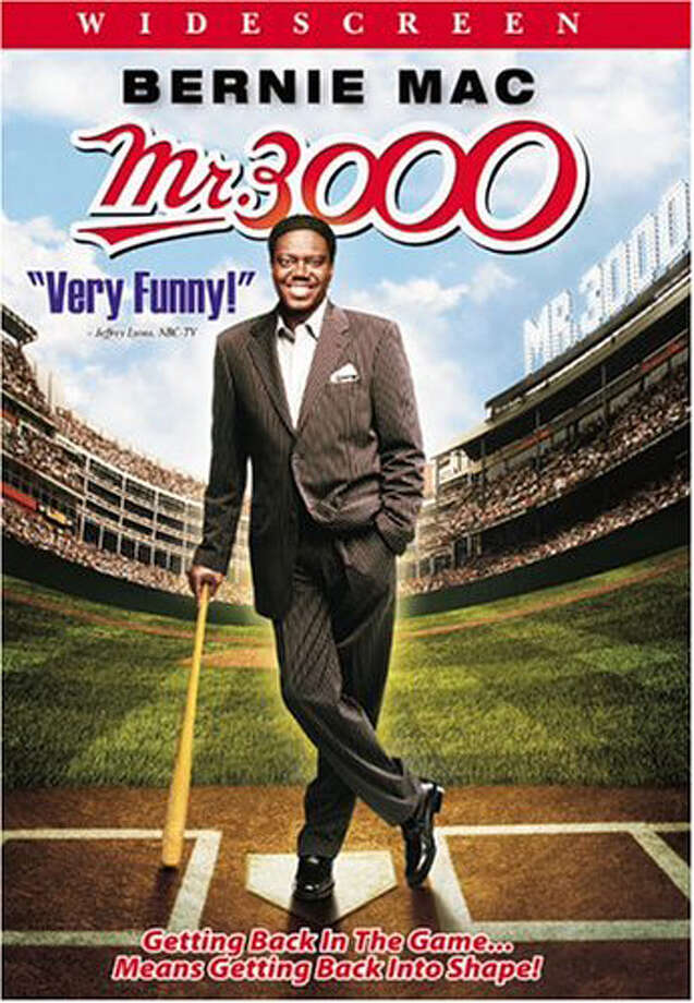 DH: Stan Ross (Bernie Mac) in Mr. 3,000 — This is baseball, we need at least one insufferable jerk. Photo: Handout / Chronicle
