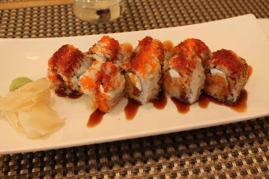 The Yummy Roll. (My favorite)