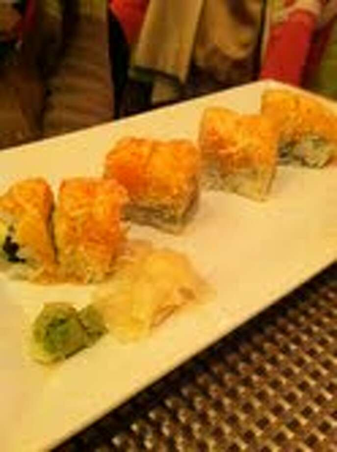 The Sushi Tei Roll.