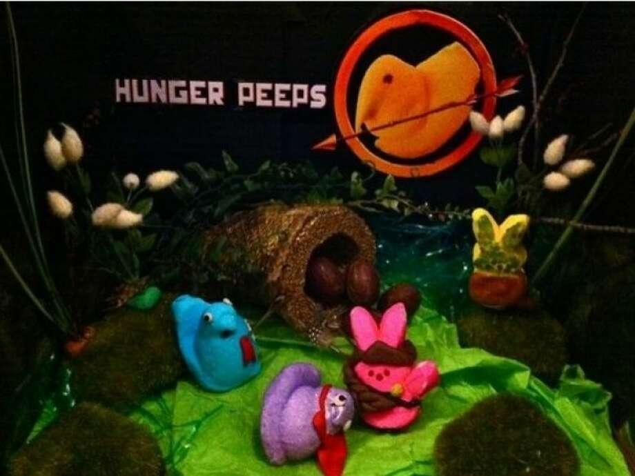 The Hunger Peeps