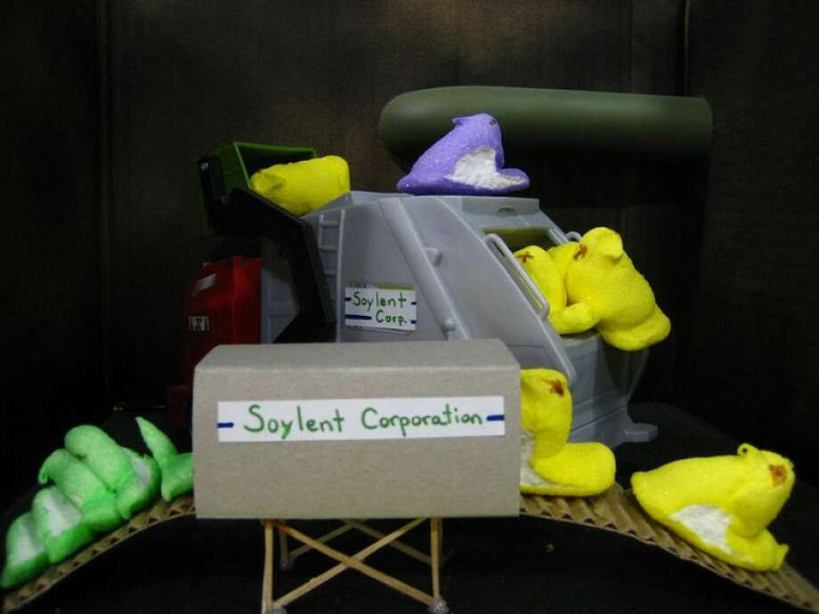 Soylent Green is Peeps!