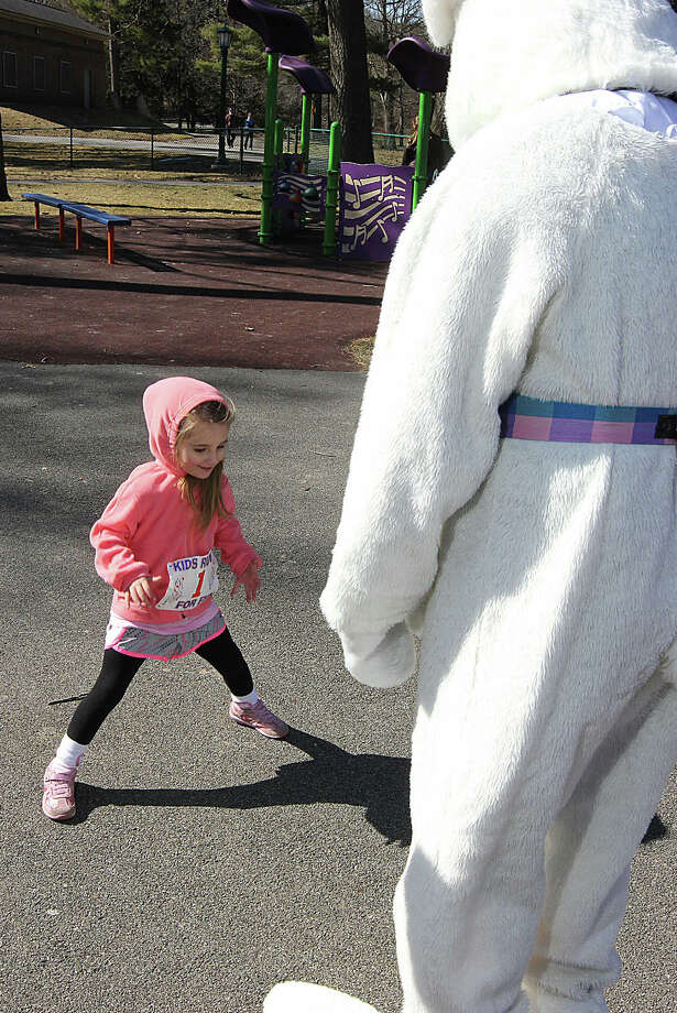 Were you Seen at the 4th Annual Schenectady Firefighters' Run 4 Your Life to benefit the American Heart Association in Schenectady's Central Park on Saturday, March 30, 2013? Photo: Joe Putrock/Special To The Times Union