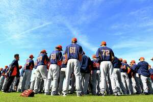 The 2013 Astros team that broke camp in spring training is a mix-and-match collection of low-cost veterans and unproven players who will be a bridge to better times.