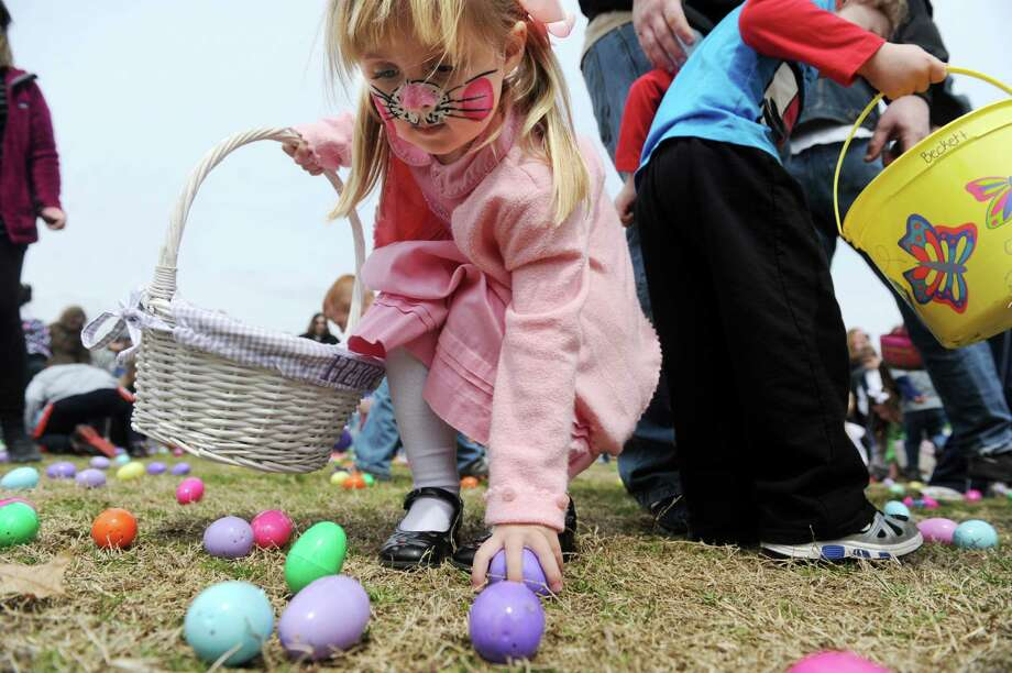 Easter egg hunt in NorwalkChurch of the Good Shepherd in Norwalk is holding a free community Easter egg hunt on April 19. Find out more.  Photo: Erin McCracken, Associated Press / The Courier & Press