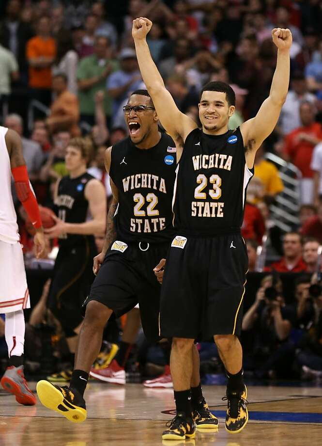 Fred VanVleet led Wichita State in assists, steals. Photo: Jeff Gross, Getty Images