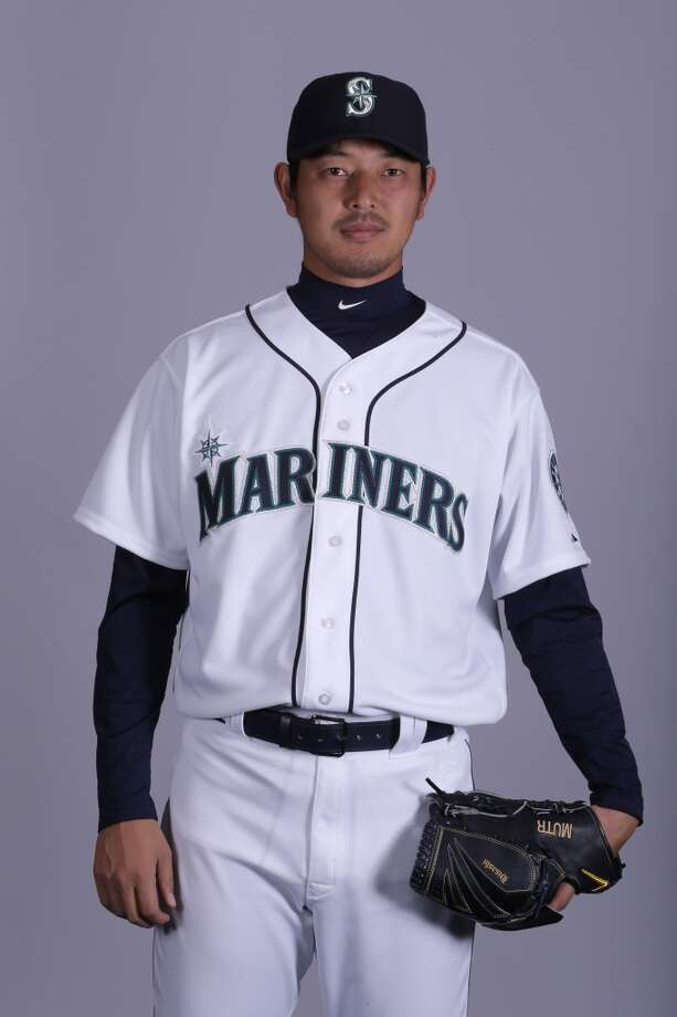 Hisashi Iwakuma | 18 | right-handed pitcher (starter)Age: 31 | Birthplace: Tokyo, Japan | MLB experience: 1 year2012 stats (Mariners): 9-5, 3.16 ERA, 125.1 IP, 16 GS, 117 H, 101 SOSpring stats: 2-0, 4.26 ERA, 19.1 IP, 5 GS, 18 H, 8 SO