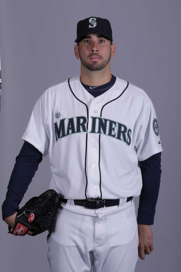 Oliver Perez | 59 | left-handed pitcherAge: 31 | Birthplace: Culican, Mexico | MLB experience: 10 years2012 stats (Mariners): 1-3, 2.12 ERA, 29.2 IP, 0 SV, 27 H, 24 SOSpring stats: 0-0, 4.32 ERA, 8.1 IP, 2 SV, 6 H, 6 SO