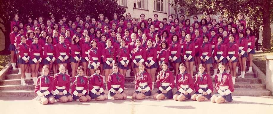 1974-1975 Lassos. Photo: Courtesy Photo,      Lasso Alumni Association
