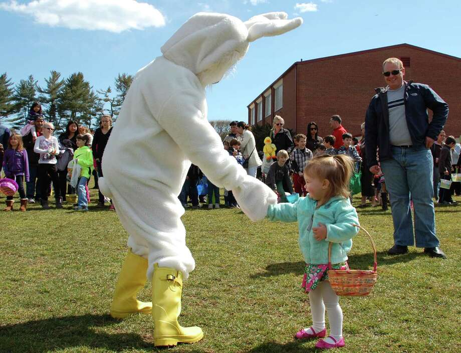 A Westport Eastertime tradition that's more than six decades old continues Saturday.