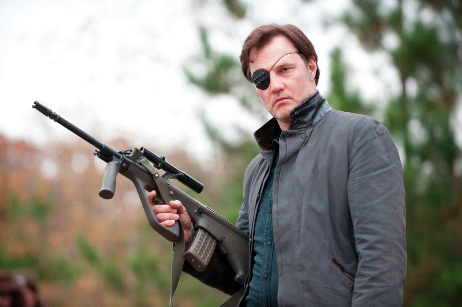 The Governor (David Morrissey) - The Walking Dead - Season 3, Episode 16 - Photo Credit: Gene Page/AMC Photo: Gene Page