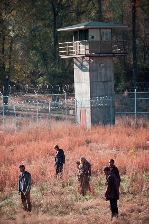 Walkers - The Walking Dead - Season 3, Episode 16 - Photo Credit: Gene Page/AMC Photo: Gene Page
