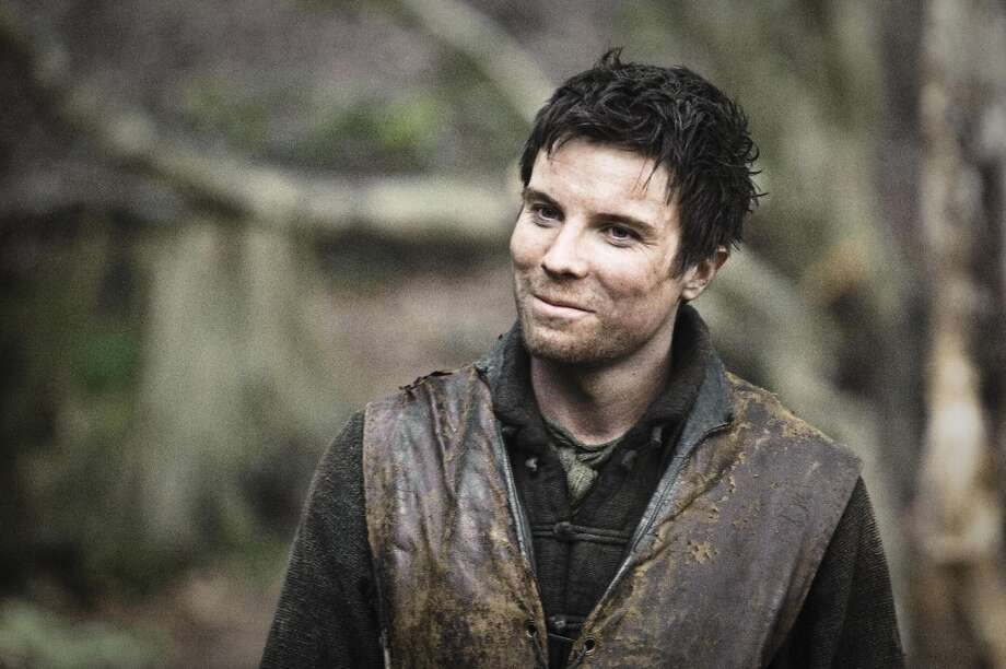 Joe Dempsie portrays Gendry in a scene from Game of Thrones. Photo: Helen Sloan, Associated Press / HBO