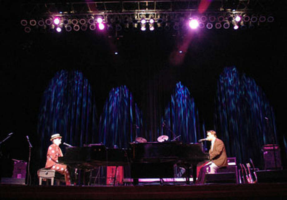 Saturday and Sunday: Mike O'Brien and Greg Ransom perform their tribute to Elton John and Billy Joel at 5 and 8 p.m. at the Downtown Cabaret Theatre in Bridgeport.
