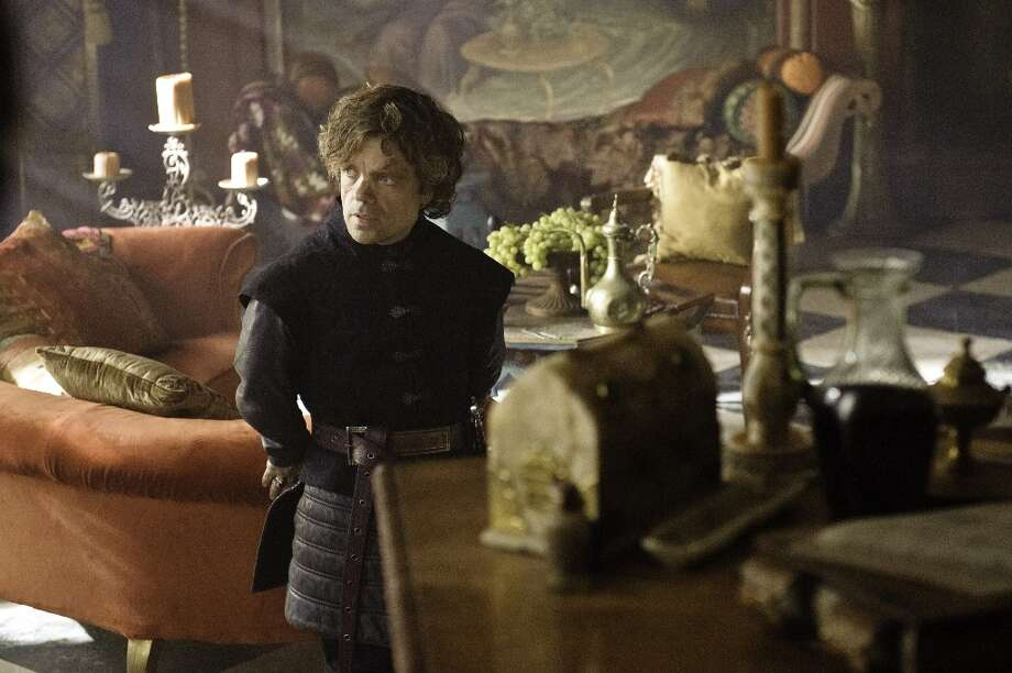 Peter Dinklage plays Tyrion Lannister in Game of Thrones.